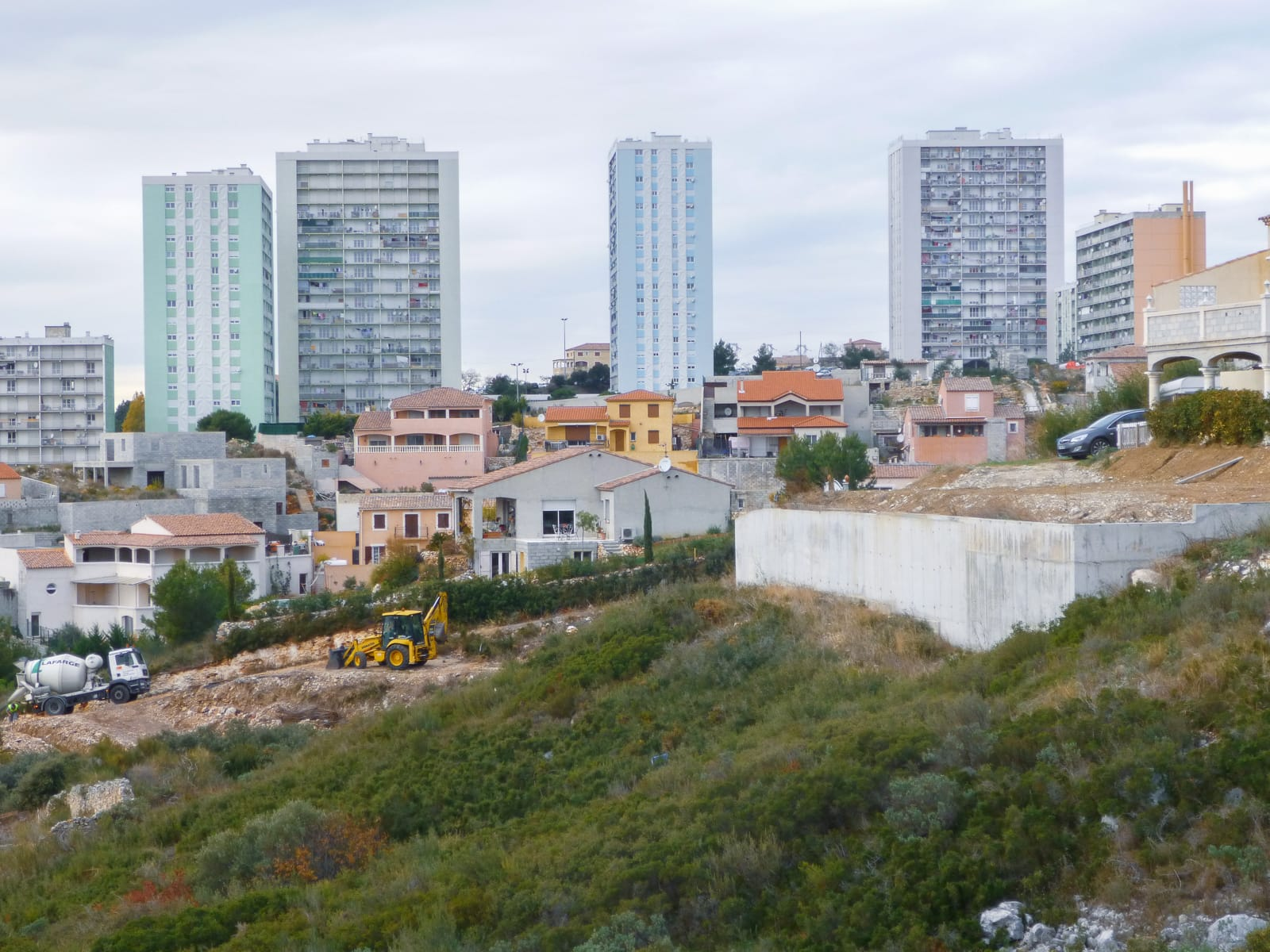 Frange ville nature Marseille ®Hermeline Carpentier