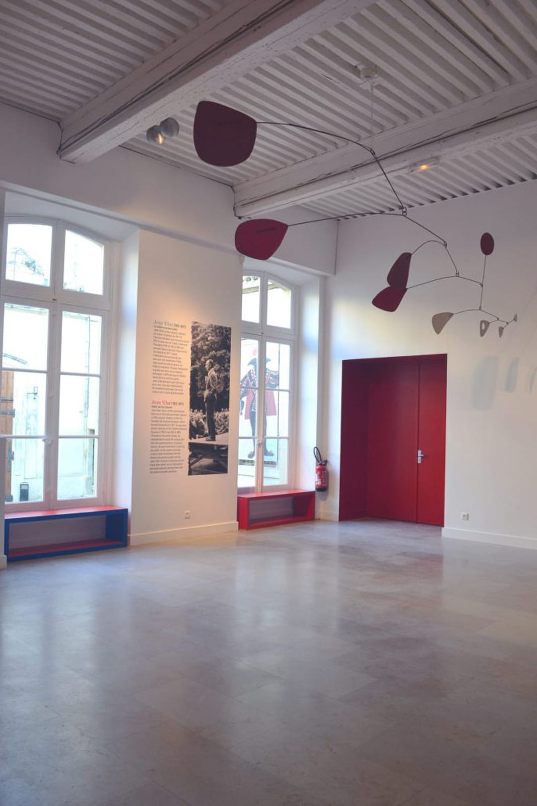 Hall maison Jean Vilar 2018