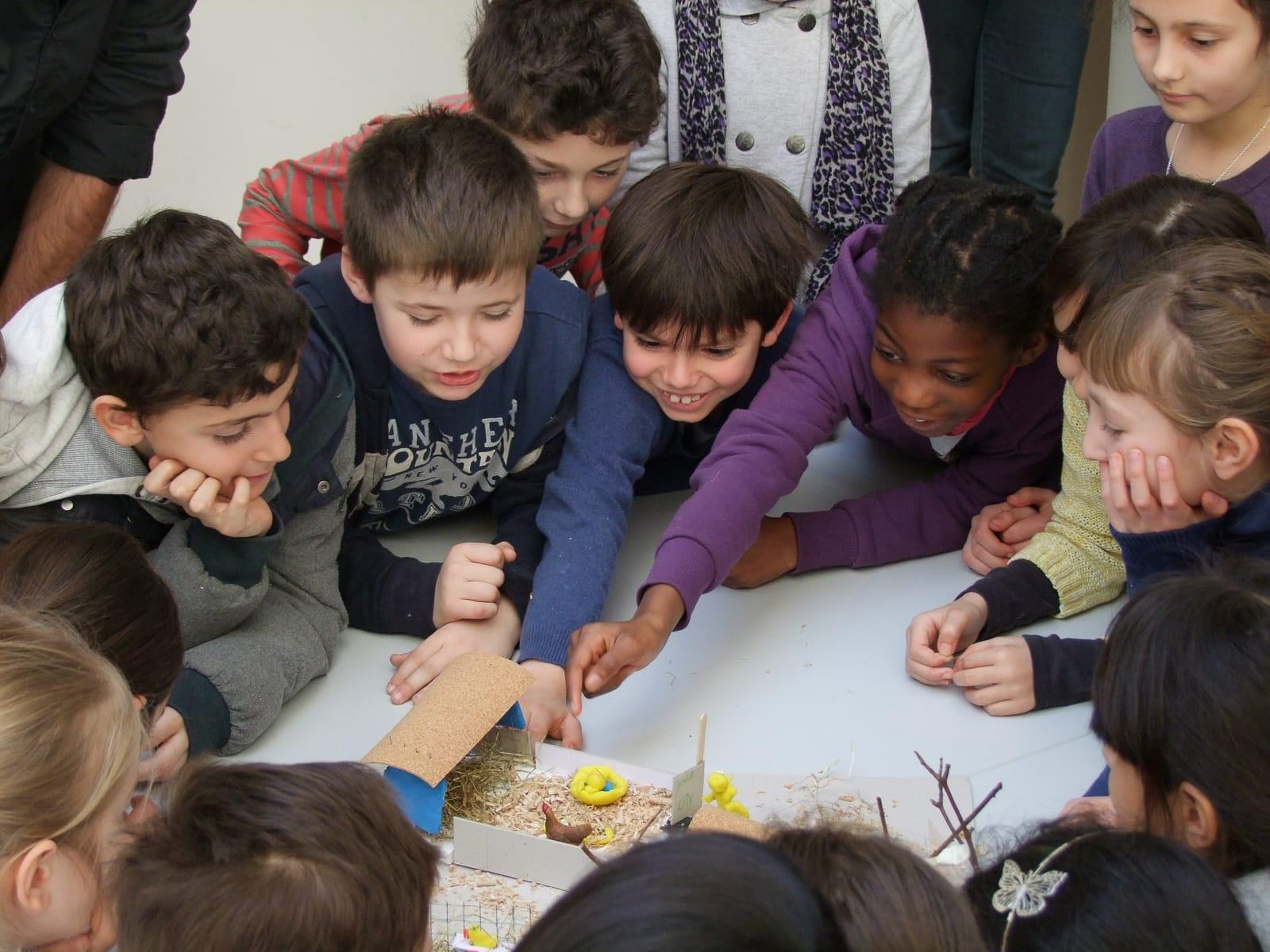un poulailler pour paris ateliers participatif®Hermeline Carpentier